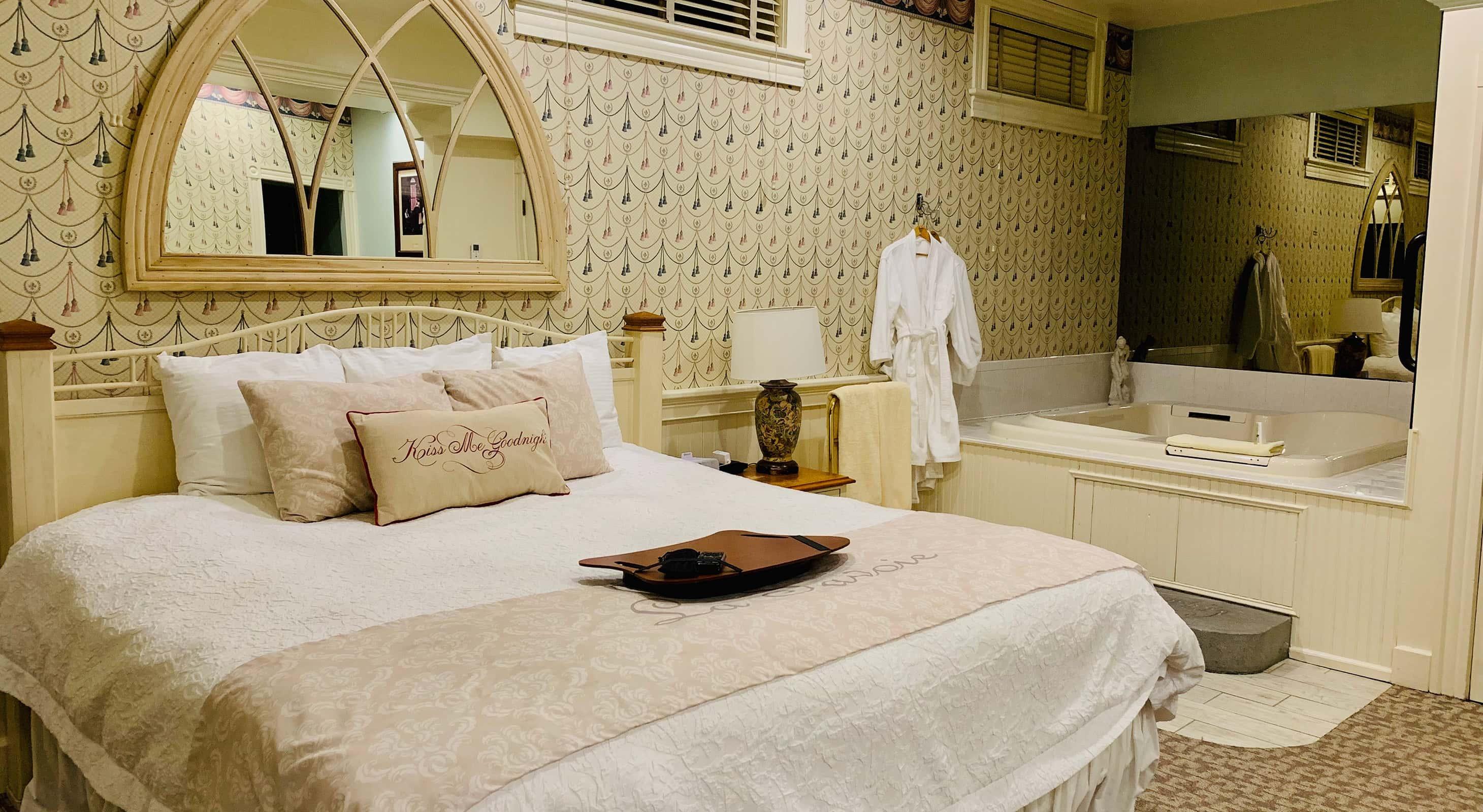 La Savoie Deluxe room