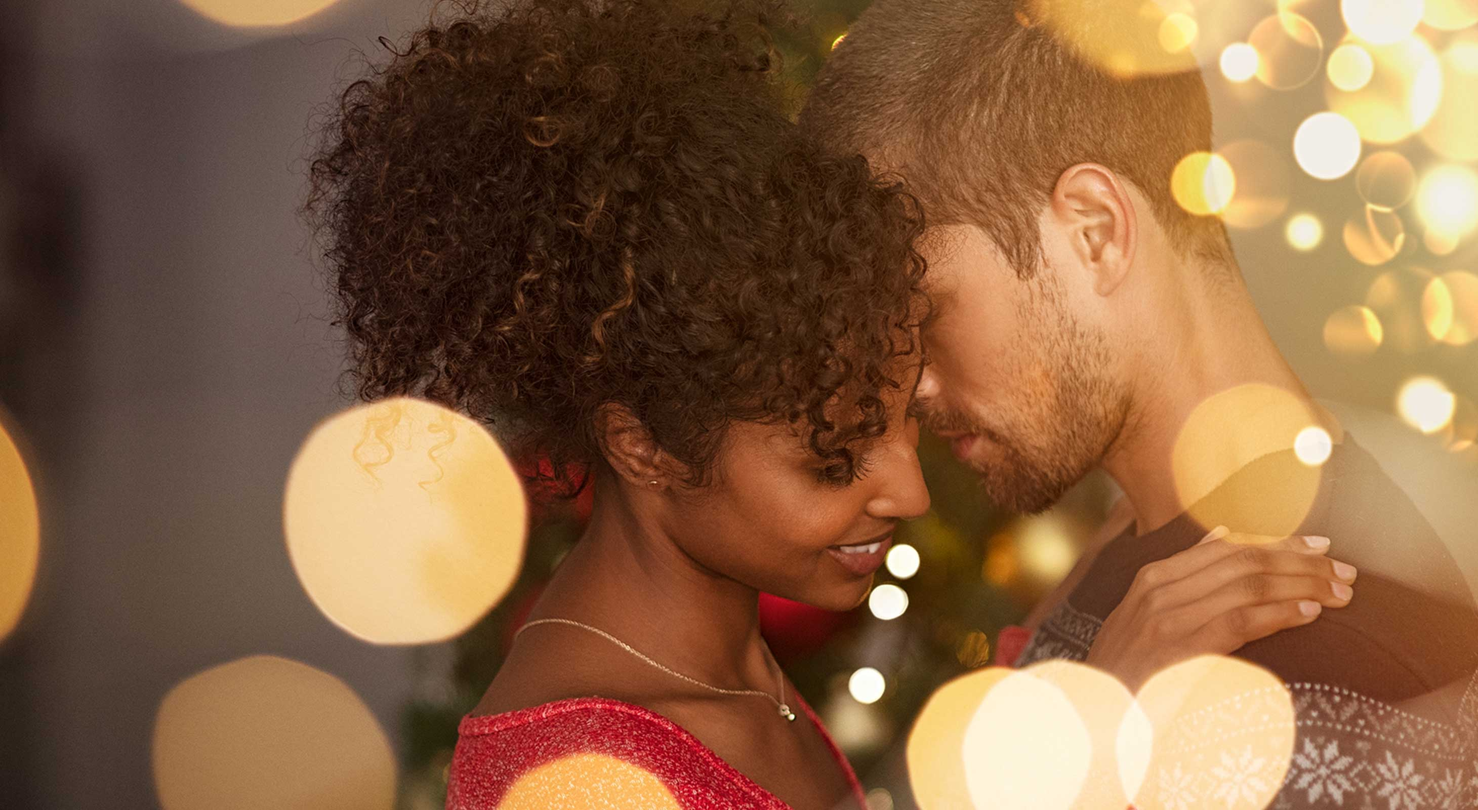 Romantic Getaway in the Berkshires - Couple embracing