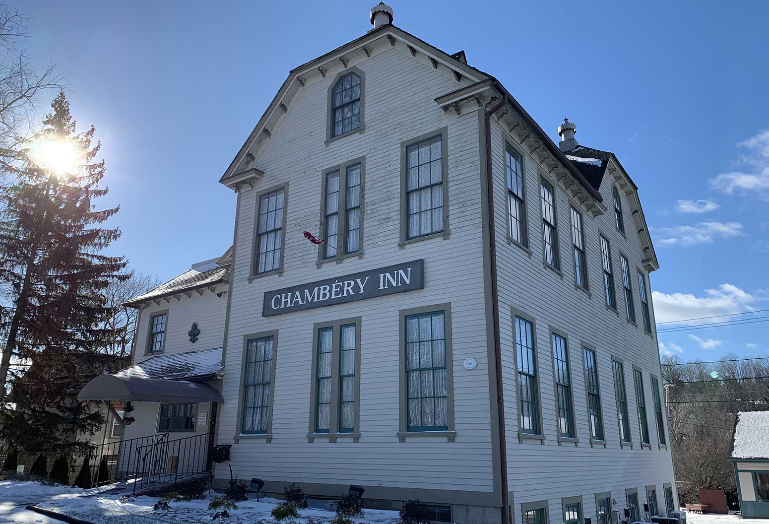 The Chambery Inn - Lodging in the Berkshires